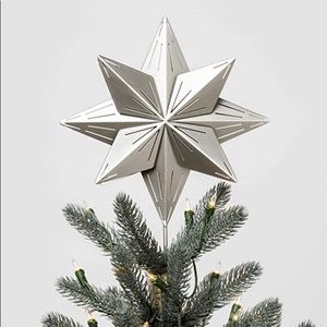 Hearth & Hand Star tree topper